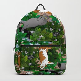 Catnip Garden Backpack