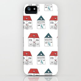 Neighbors iPhone Case