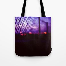 neon lights Tote Bag