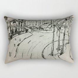 Tétouan city Rectangular Pillow