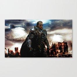 METROPOLIS AFTERMATH Canvas Print