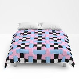 symetric patterns 47 -mandala,geometric,rosace,harmony,star,symmetry Comforters