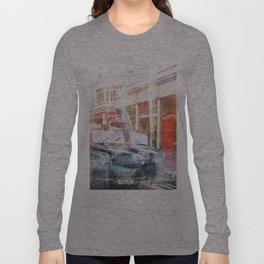 London Cars Long Sleeve T-shirt
