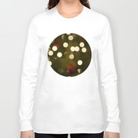 lights Long Sleeve T-shirts featuring Lights by Sara
