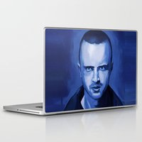 jesse pinkman Laptop & iPad Skins featuring Jesse Pinkman by Richtoon