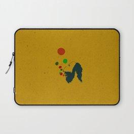 Bublle Man Laptop Sleeve