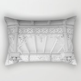 An Afternoon in Central Park Rectangular Pillow
