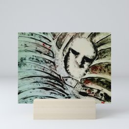 Choose Wisely Mini Art Print