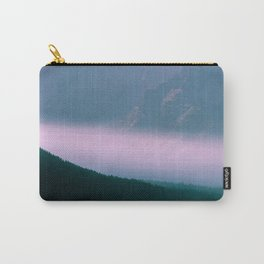 glitch mountains Carry-All Pouch
