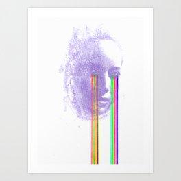 Lacryma Color 4 Art Print