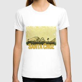 Big Dipper at the Santa Cruz Boardwalk T-shirt