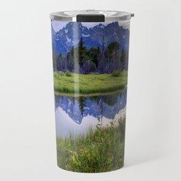 Schwabacher Landing - Grand Teton National Park Travel Mug