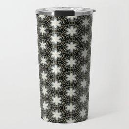 Paperclip Pattern 1 Travel Mug