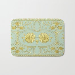 sunshine over versailles Bath Mat