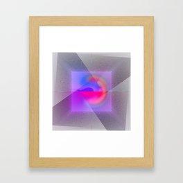 Color Genesis Framed Art Print