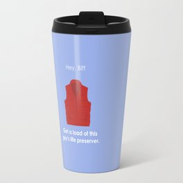 Back to the Future - Life Preserver Travel Mug
