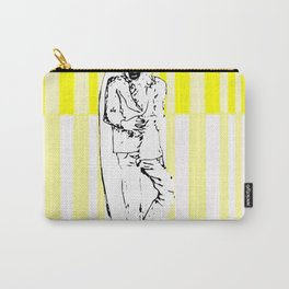 towel for surfer Carry-All Pouch