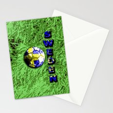 Old football (Sweden) Stationery Cards