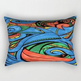 Birthing Life Rectangular Pillow