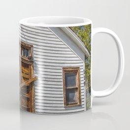Abandoned Church, Zap, North Dakota 4 Coffee Mug