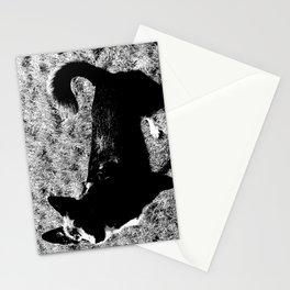Mad Dog II Stationery Cards