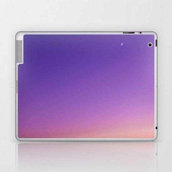 Sunset Moon Laptop & iPad Skin