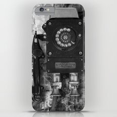 The old phone Slim Case iPhone 6 Plus
