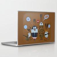 tarantino Laptop & iPad Skins featuring Tarantino family by Mirosedina
