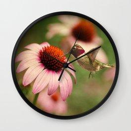 Summer Delight Wall Clock