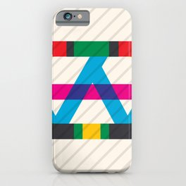 Who Are You? #2 iPhone Case