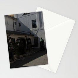 Shaded Koyasan Buddhist Temple Stationery Cards