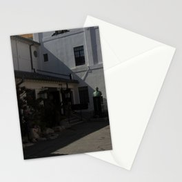 Koyasan Buddhist Temple in Los Angeles Stationery Cards