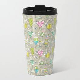 Hot air balloons Travel Mug