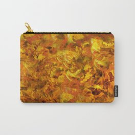 """""""Love Burns"""" Carry-All Pouch"""