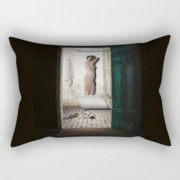 Bathtub Rectangular Pillow