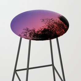 Shepherd's Warning Bar Stool