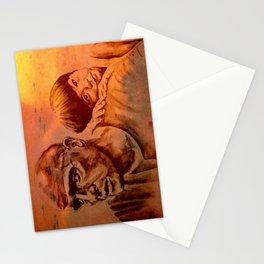 Marlon Brando as Colonel Kurtz Stationery Cards