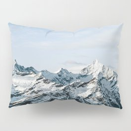 Mountain #landscape photography Pillow Sham