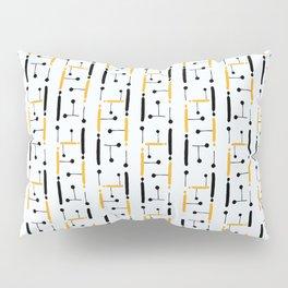 Circuit Board Style Technology Pillow Sham