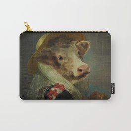 Cow #2 Carry-All Pouch