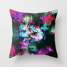 Grey Matter Sponge - 2016.02 Throw Pillow