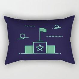 Successful Branding Series (6 of 6) Rectangular Pillow