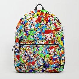 Splat! 1 (Rainbow) Backpack