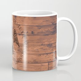 Mississippi State Seal Brand Coffee Mug