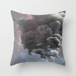 Clairvoyant Throw Pillow