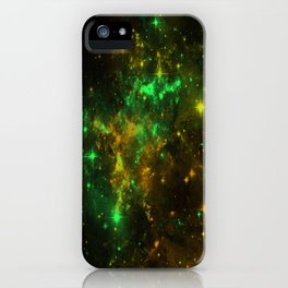 Infinite Universe iPhone Case