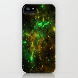Infinite Universe iPhone Case