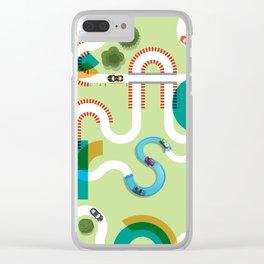 C A R S Clear iPhone Case