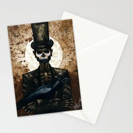 Shadow Man 2 Stationery Cards