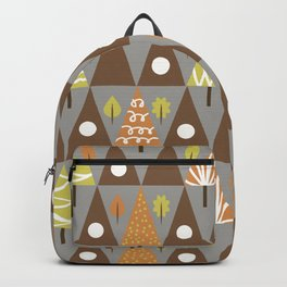 Abstraction . Autumn . Backpack